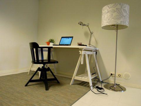 workbench, ikea, chair
